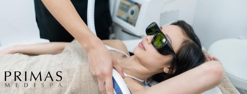 Laser Hair Removal at Primas Medispa